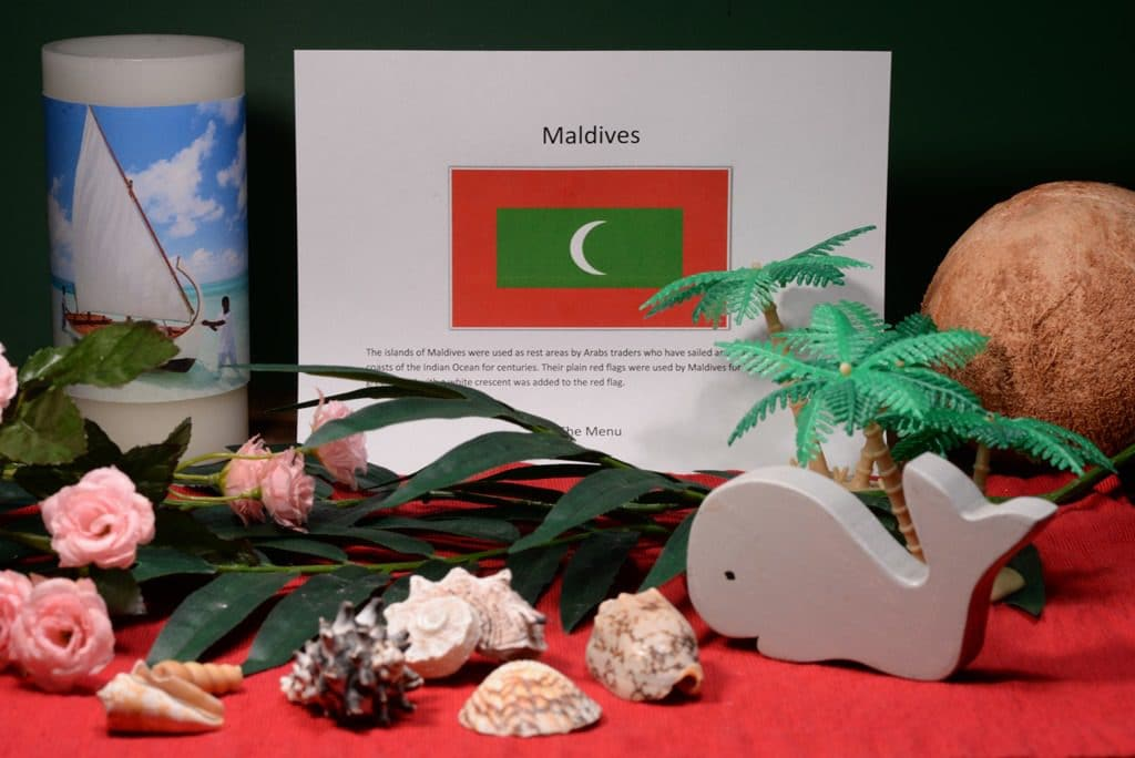 About food and culture of the Maldives