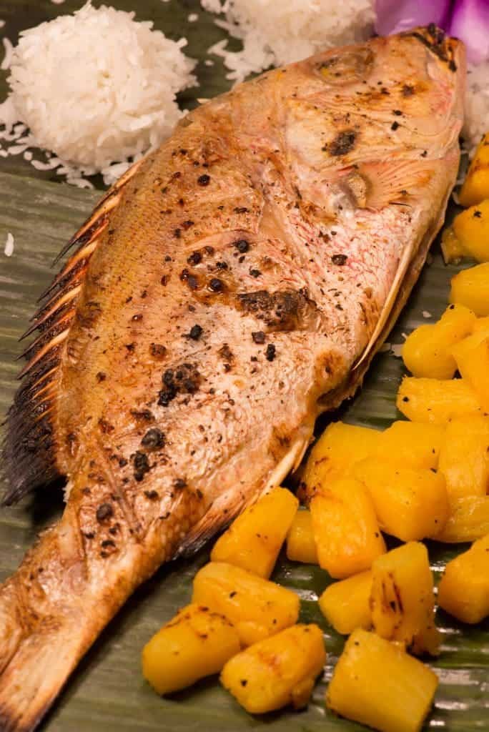 marshallese grilled fish