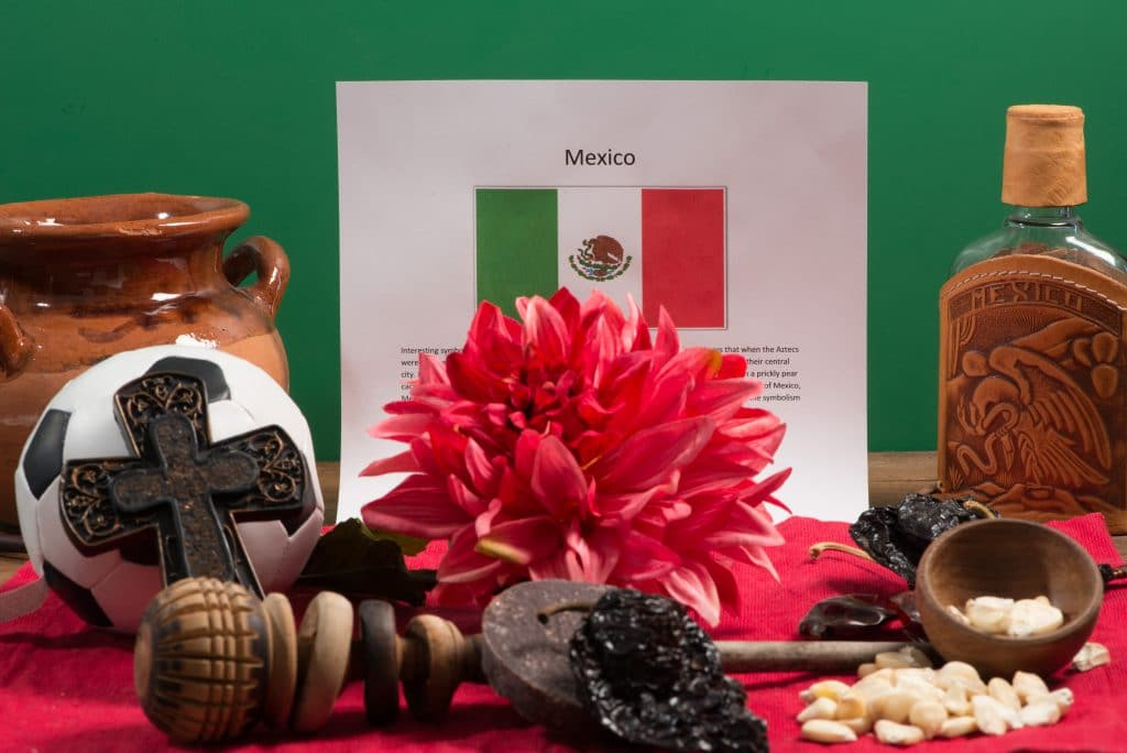 About food and culture of Mexico