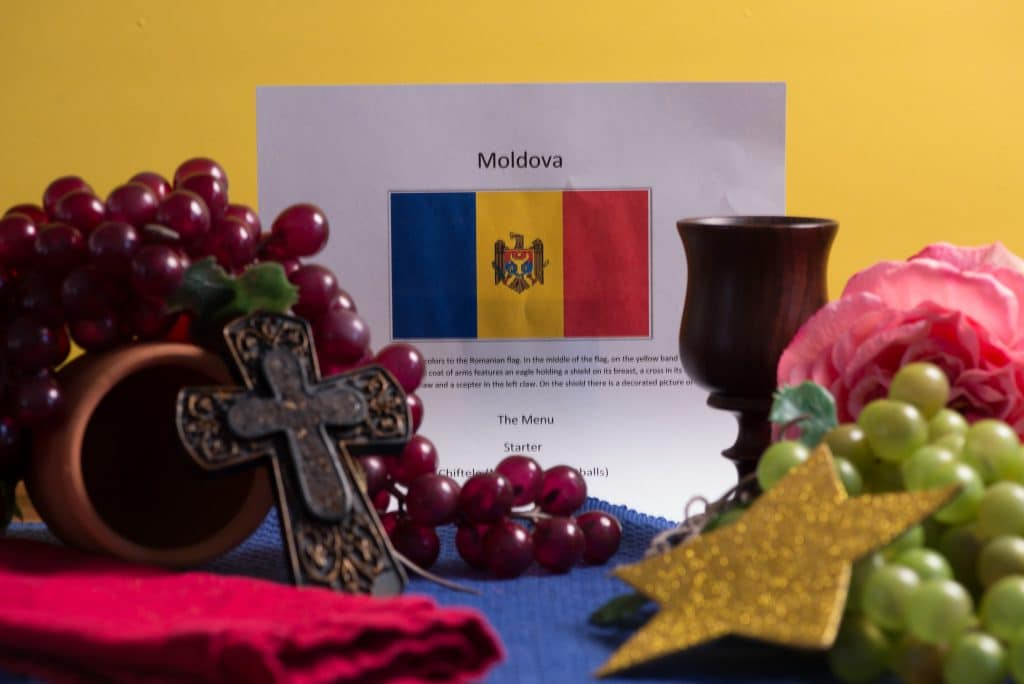 About food and culture of Moldova