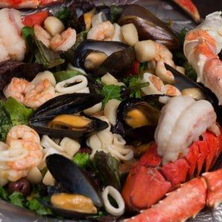 Monaco Seafood Salad