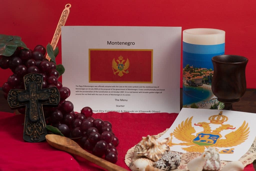 About food and culture of Montenegro