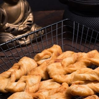 Mongolian Butter Cookies