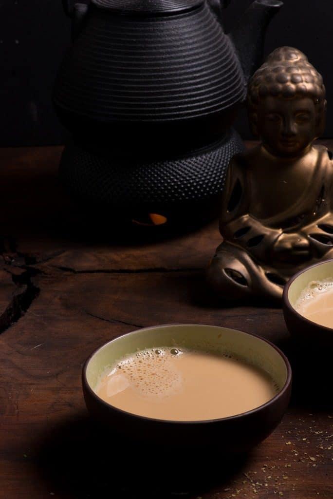 Mongolian Tea