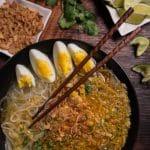 Myanmar Mohinga recipe