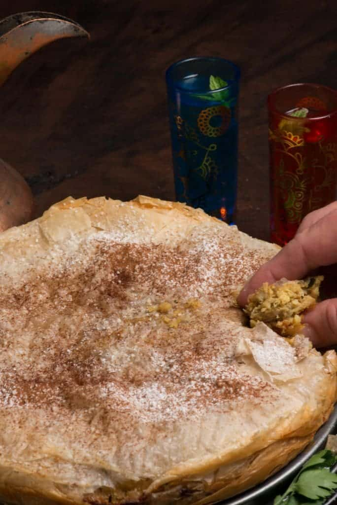 Moroccan Pastilla