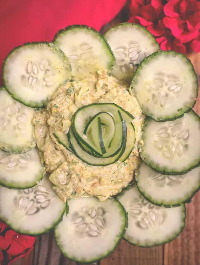 Nepali Cucumber Pickle Salad Recipe
