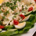 Dutch Hussars salad