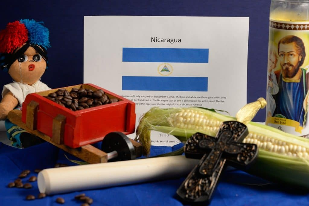 About food and culture of Nicaragua