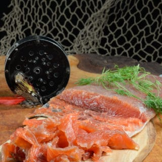 Norwegian Gravlax