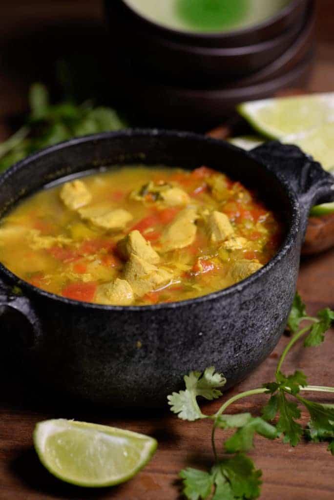 Omani Paplou Soup