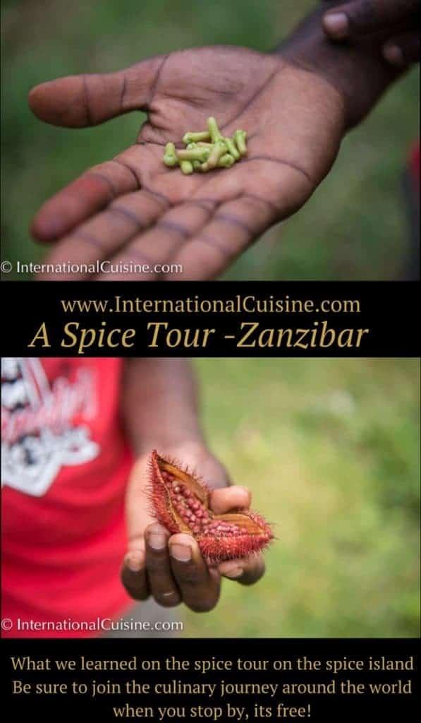Zanzibar Spice tour