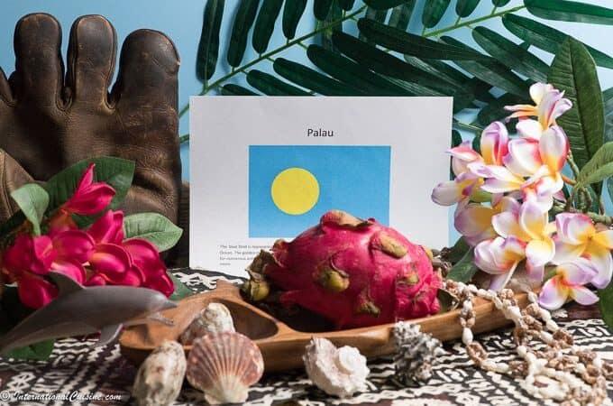 Palau Cover