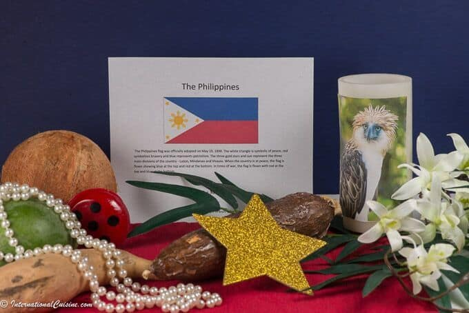 about food and culture of the philippines