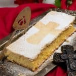 a polish cake called papal cake