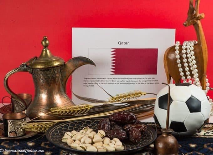 symbols of Qatar