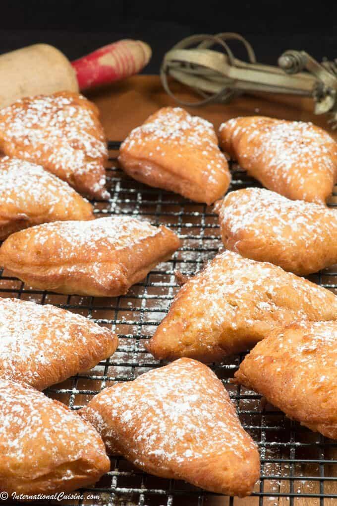 Rwandan donuts