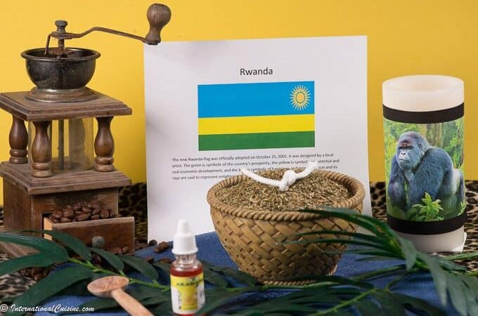 Learn about the food and culture of Rwanda