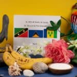About the food and culture of St. Kitts and Nevis, St. Lucia and St. Vincentand the Grenadines