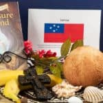 About the food and culture of Samoa