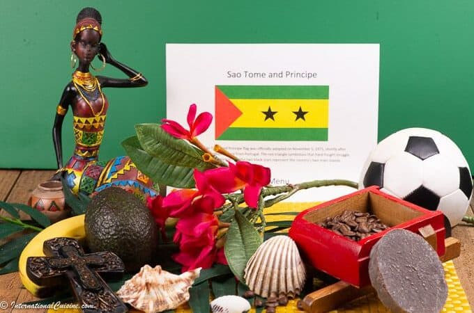 About the food and culture of Sao Tome and Principe