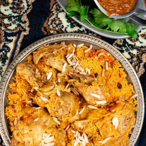 Al Kabsa The National Dish Of Saudi Arabia International Cuisine