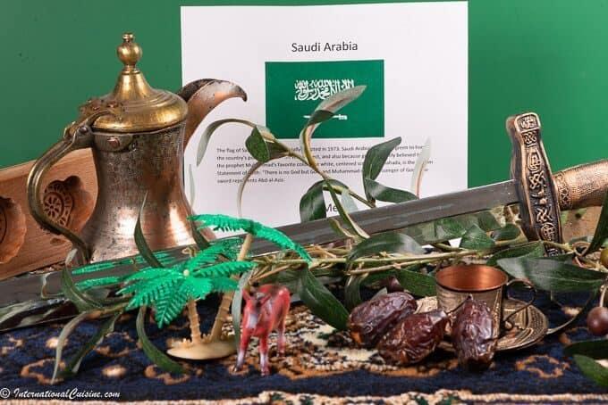 Our Journey to Saudi Arabia - International Cuisine