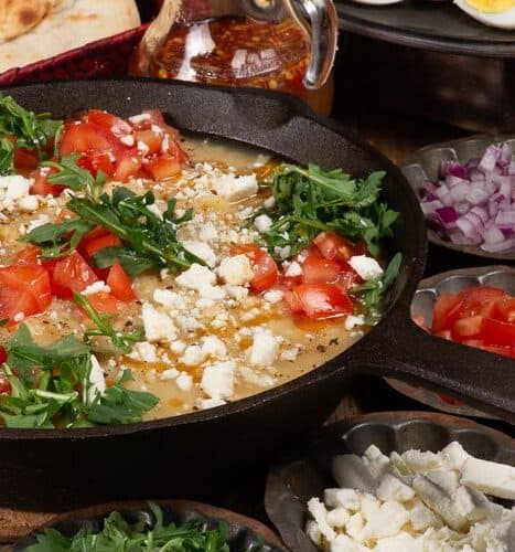 Ful Medames Sudanese Fava Beans International Cuisine